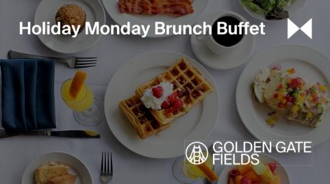 Holiday Monday Brunch Buffet