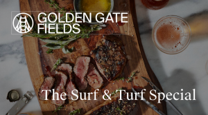 The Surf & Turf Special