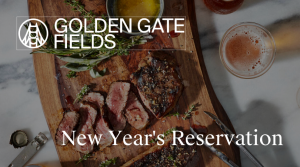 New Year's Reservation